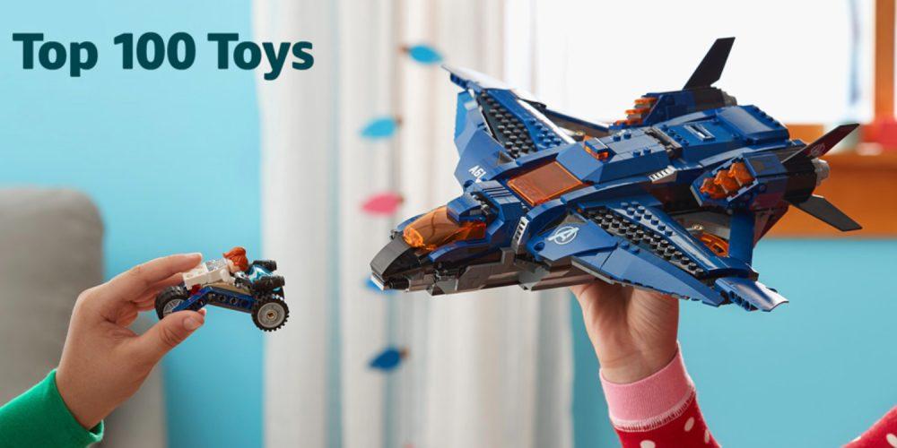 Top 100 toys list