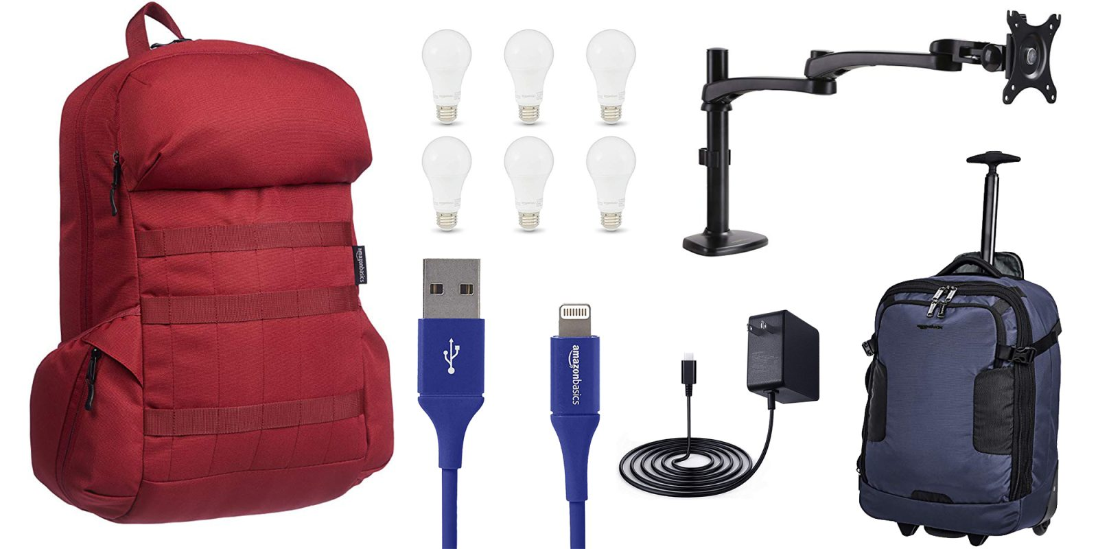 New AmazonBasics sale offers deals on Mac accessories, fashion, tech, much more