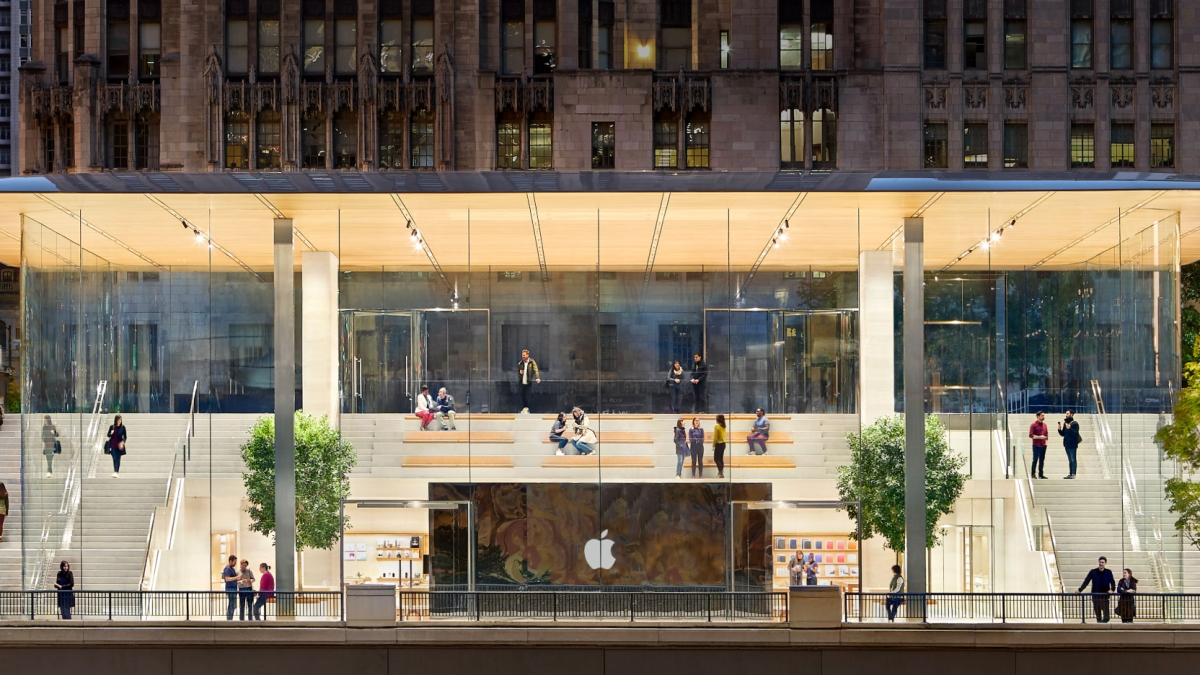Apple Store Michigan Avenue
