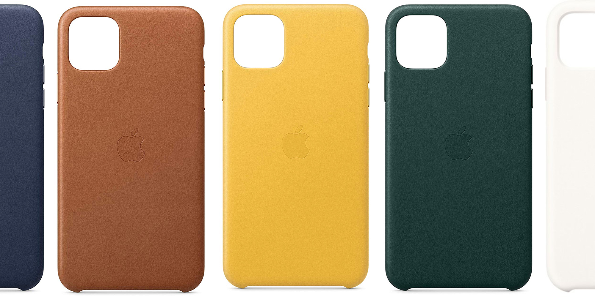Apple's official iPhone 11 and Pro/Max cases on sale from $24 (Reg. up to $49)