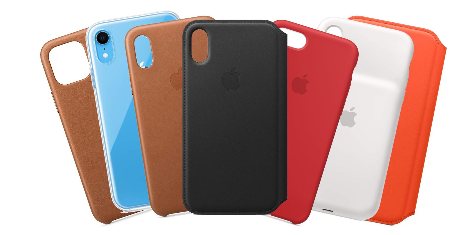 Nearly all of Apple's official iPhone cases are on sale at Amazon from $26