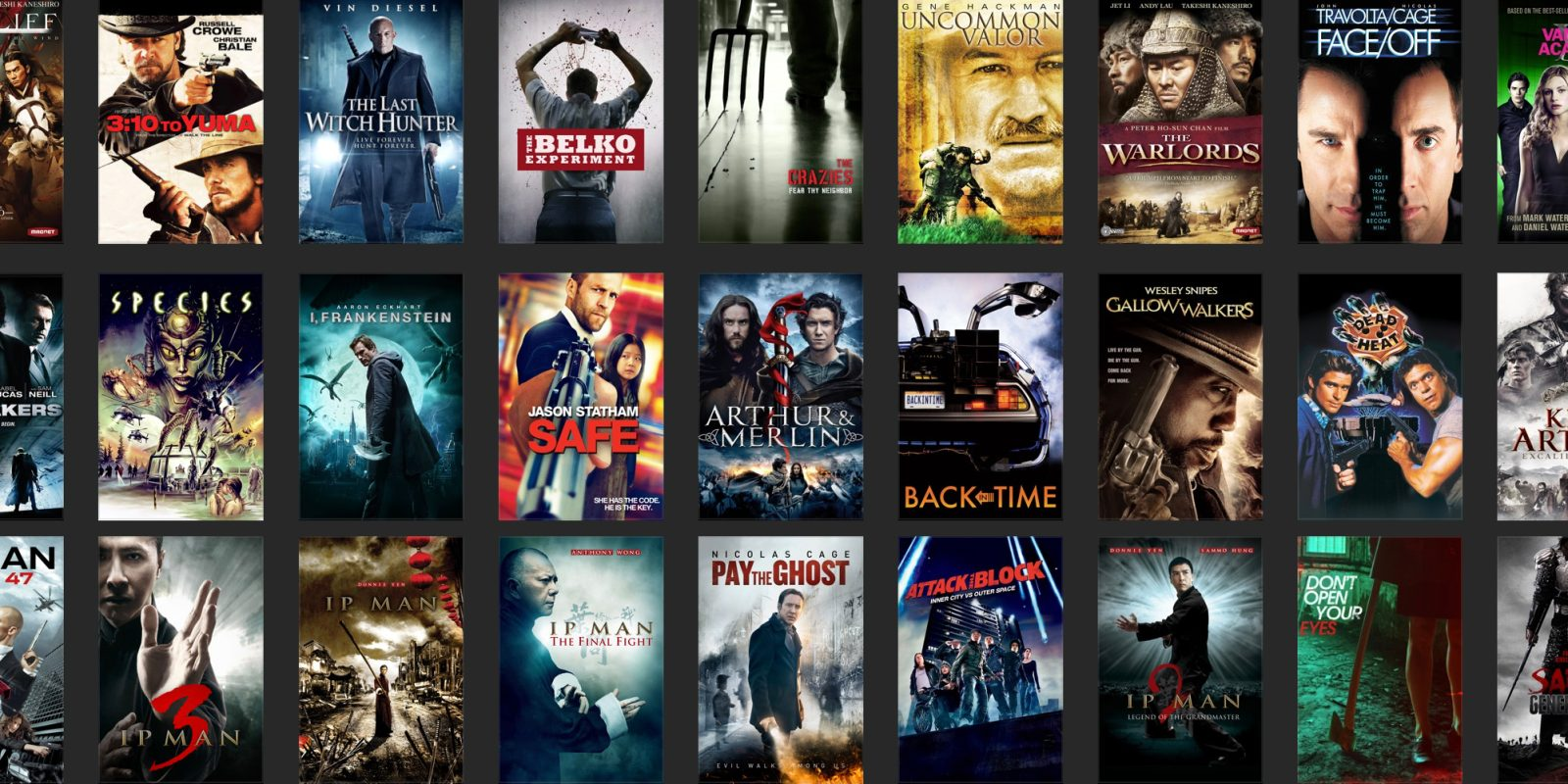 Apple's latest $5 weekend movie sale covers every genre at new all-time lows