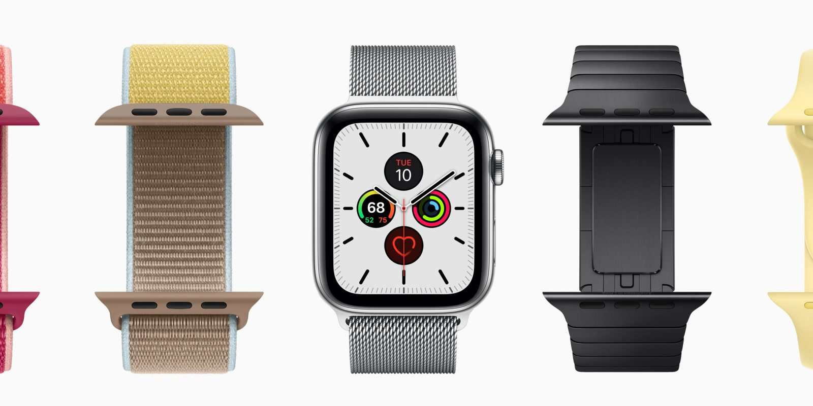 Apple Watch Series 5 is up to $50 off, returning prices to all-time lows