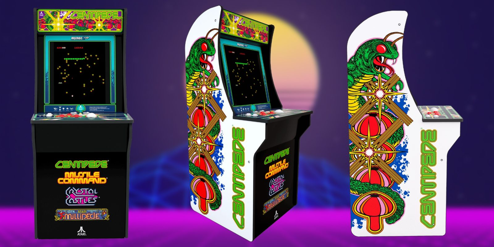 Every game room needs Arcade1Up's Centipede Arcade Cabinet at $175 (30% off)
