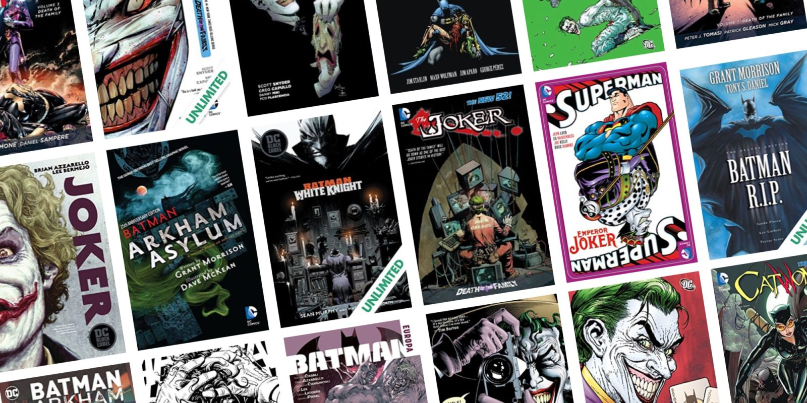 ComiXology preps for NYCC with up to 83% off Joker, X-Men, and more from $1