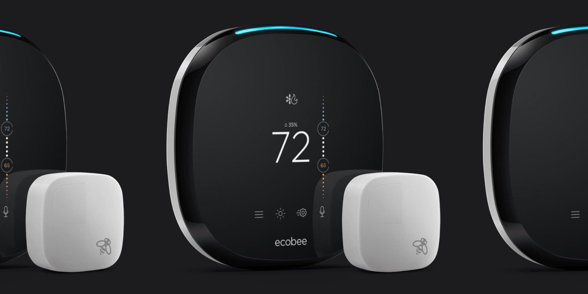 Homekit Control  Scheduling  More Land On Ecobee4 Smart