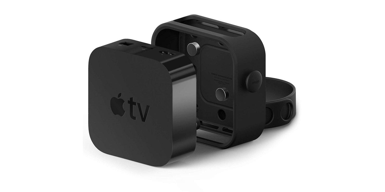 elago's sleek Apple TV mount works three ways, now $16 (Amazon all-time low)