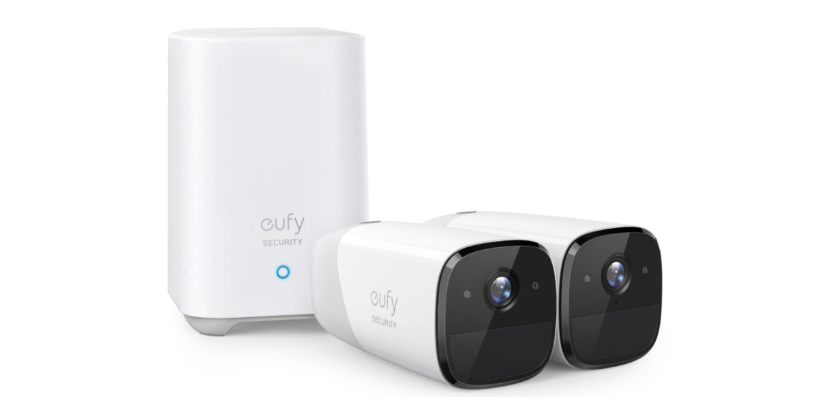 Anker eufycam 2 with homekit