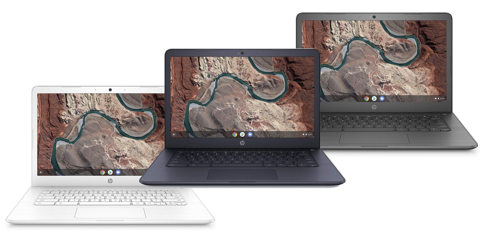 Enjoy all-day battery life on the HP Chromebook 14, now down to $230 ($50 off)