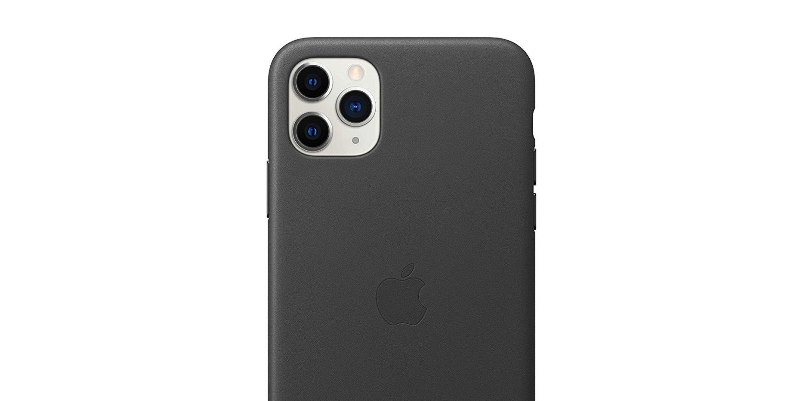 Official iPhone 11 Pro Max Leather Cases see 20% discount to $40