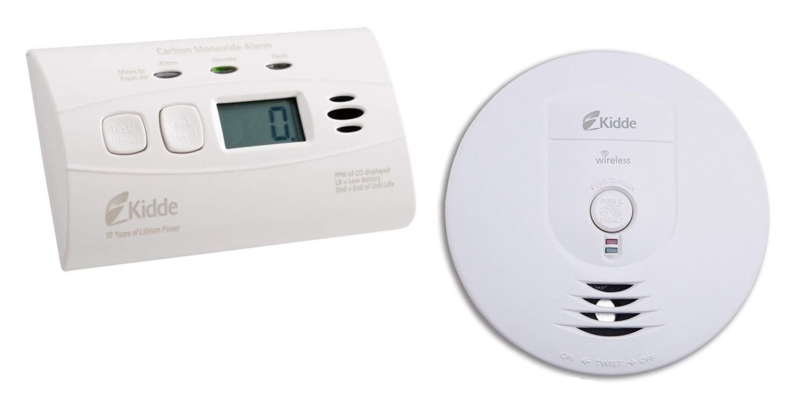 Score up to 30% discounts on Kidde smoke alarms and much more from $18