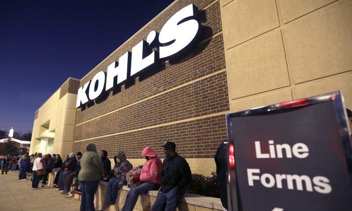 Kohl's Black Friday 2019 doorbusters
