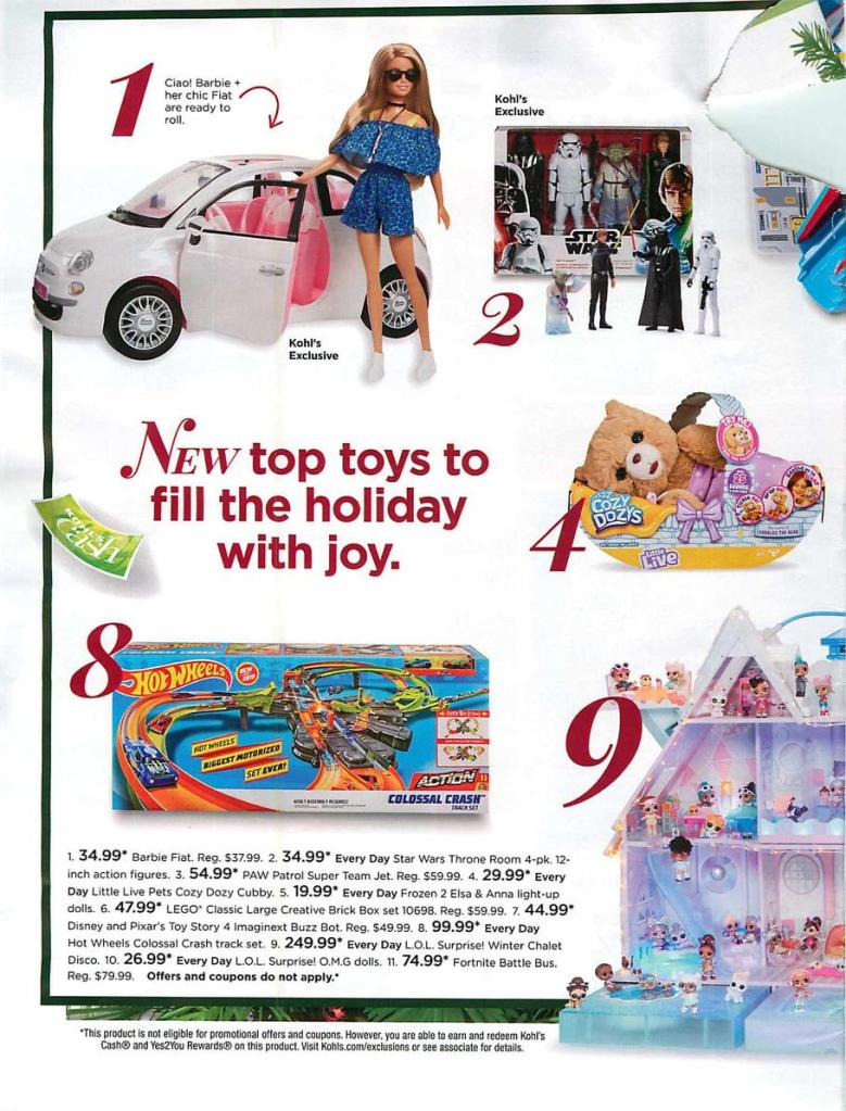 Kohl's 2019 Toy Book - 03