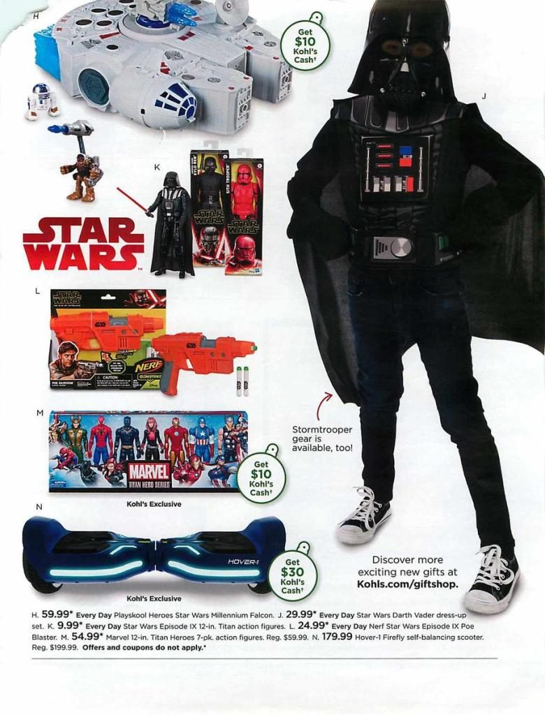 Kohl's 2019 Toy Book - 05
