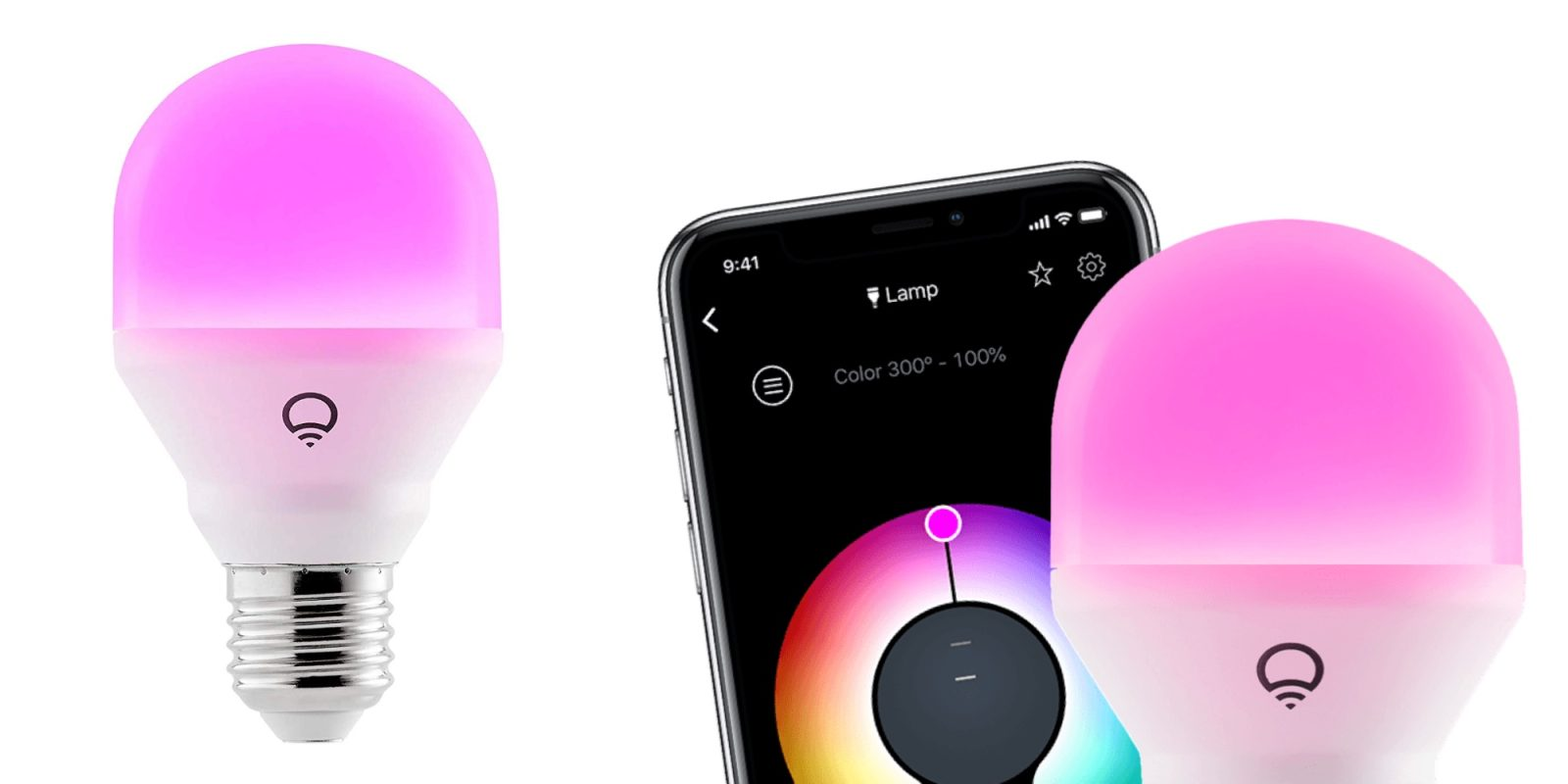 HomeKit control highlights LIFX's Mini Color Light Bulb at $35 (Save 23%)