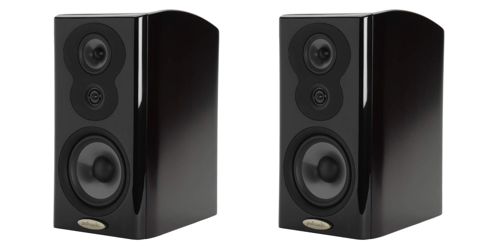 Save up to $1,049 on a pair of high-end Polk Audio Bookshelf Speakers at $449