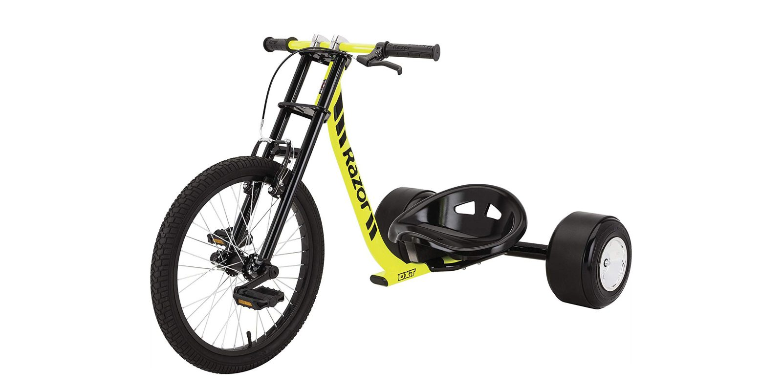 Amazon delivers the Razor DXT Drift Trike for $99 shipped (Reg. $149)