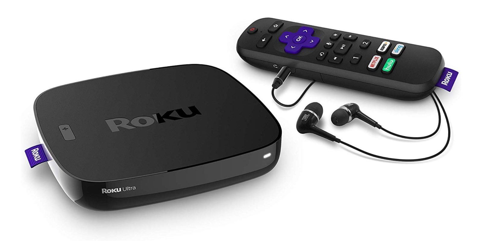 Roku's all-new Ultra Streaming Media Player gets 20% discount down to $80