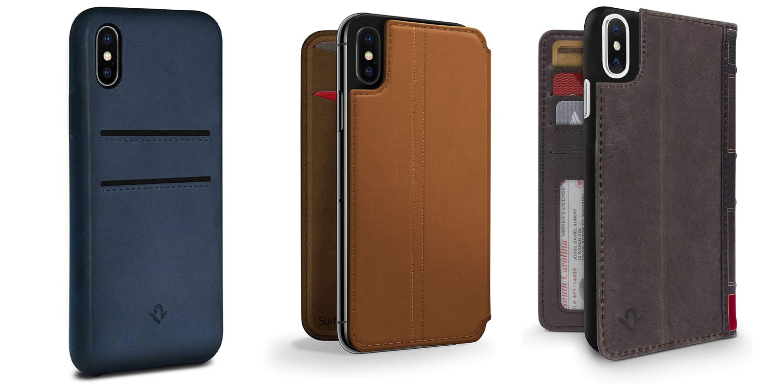 Twelve South leather iPhone cases on sale from $20 at Amazon