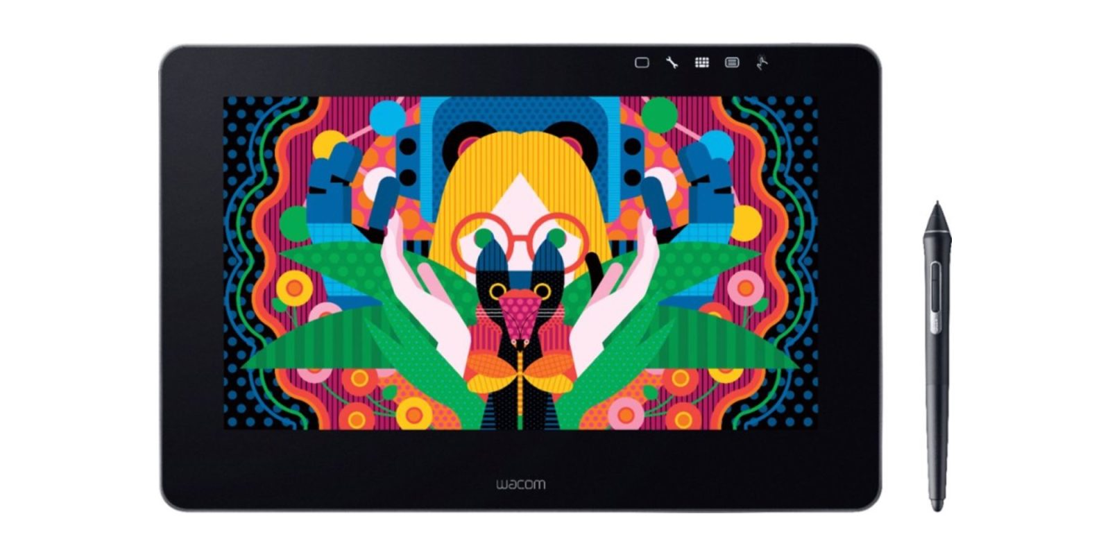 Take $100 off Wacom's Cintiq Pro 13 Touch Display at a new all-time low