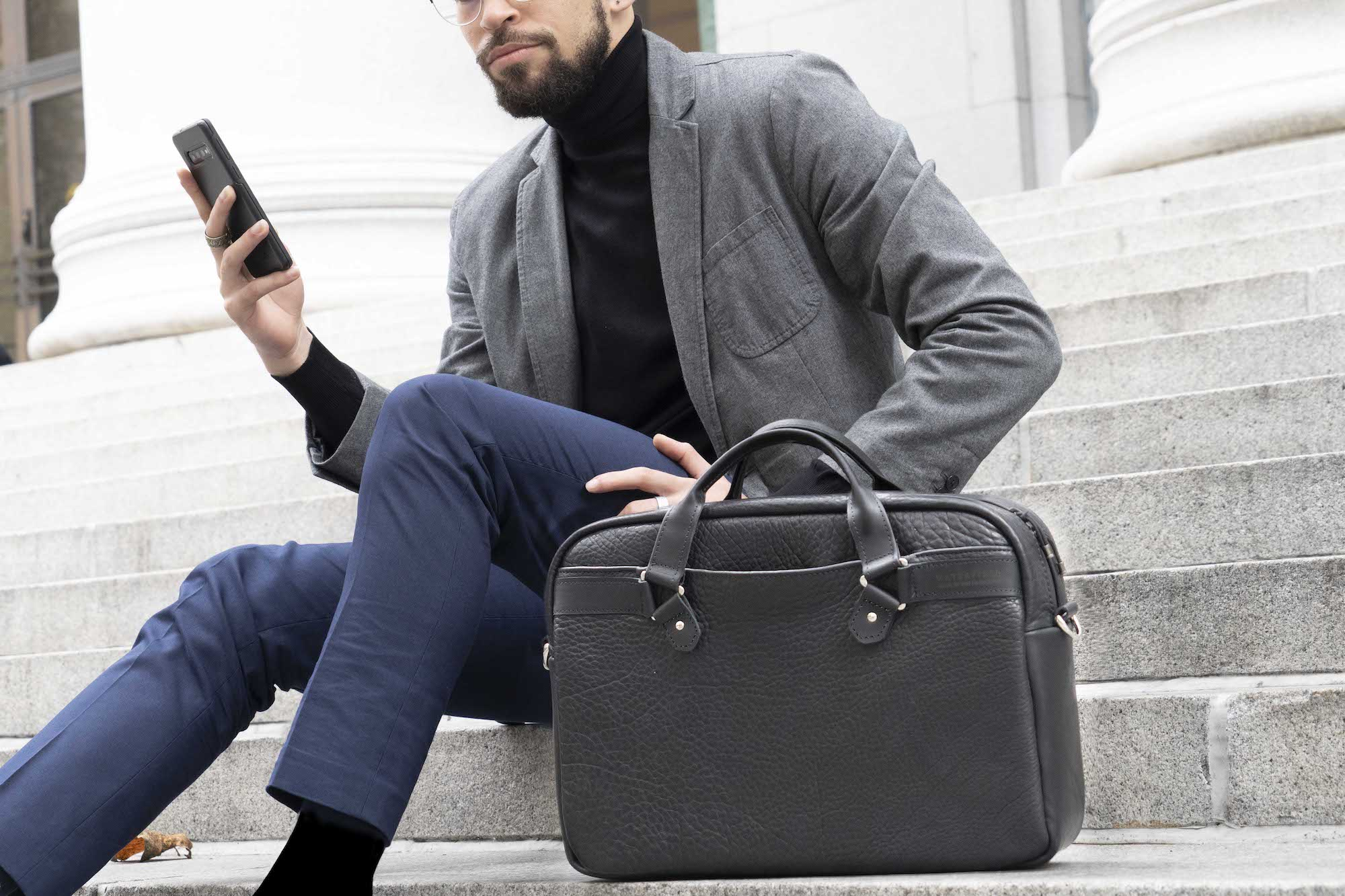WaterField MacBook Briefcase now available