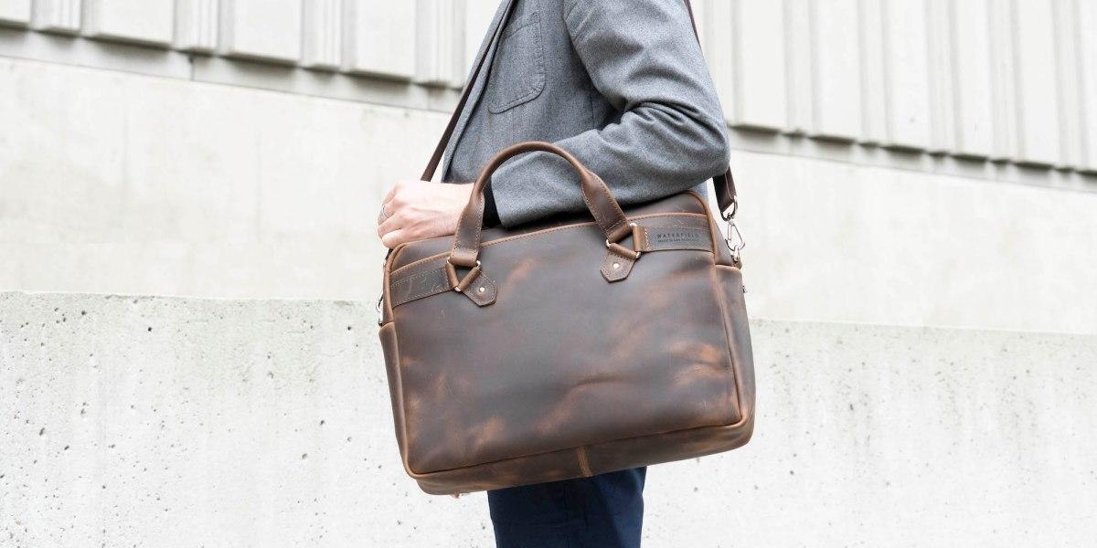 WaterField 16-inch MacBook Briefcase