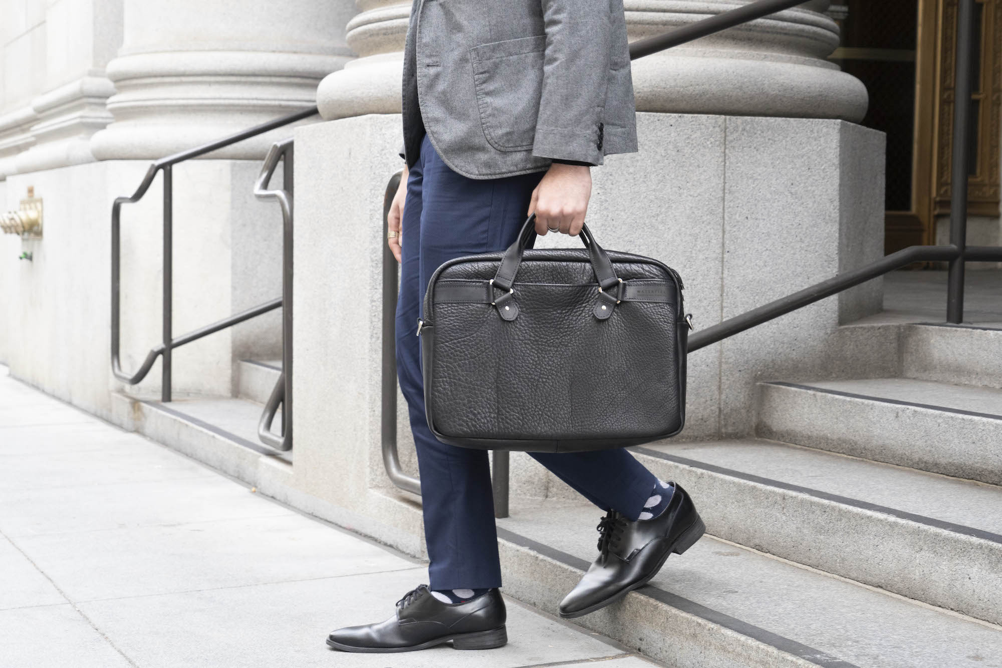 WaterField 16-inch MacBook Briefcase now up for pre-order