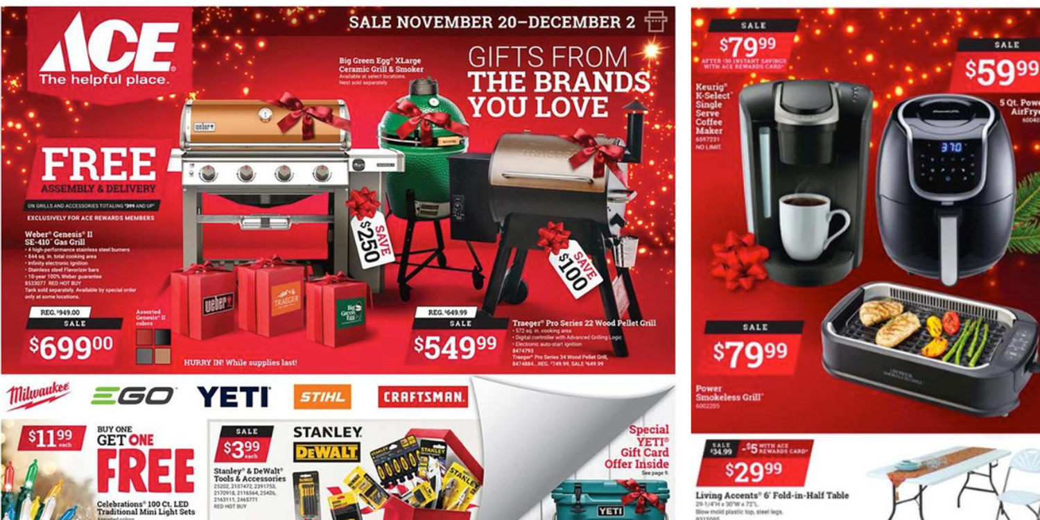 Ace Hardware Black Friday Ad 2019: Ring Doorbell, tools, holiday decor, more