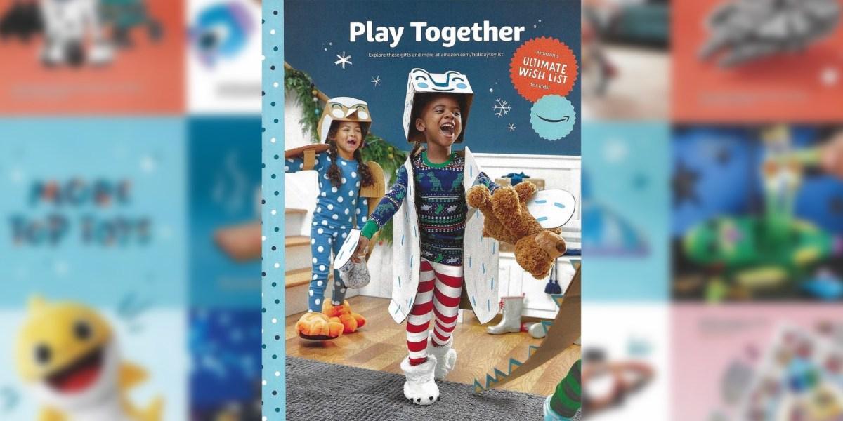 Amazon 2019 Toy Book