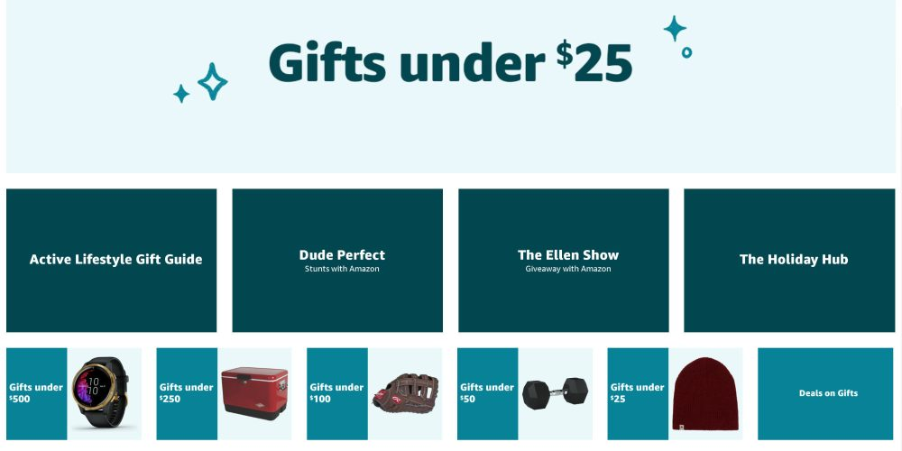 Amazon Active Lifestyle Gift Guide 3