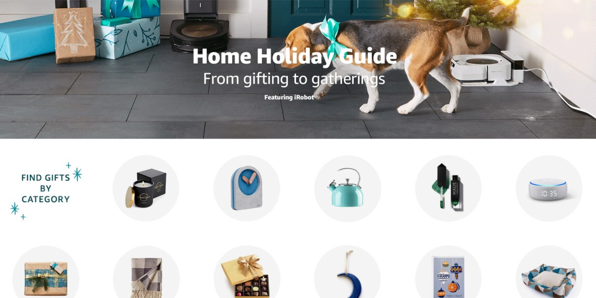 Amazon Home Holiday Guide 2019