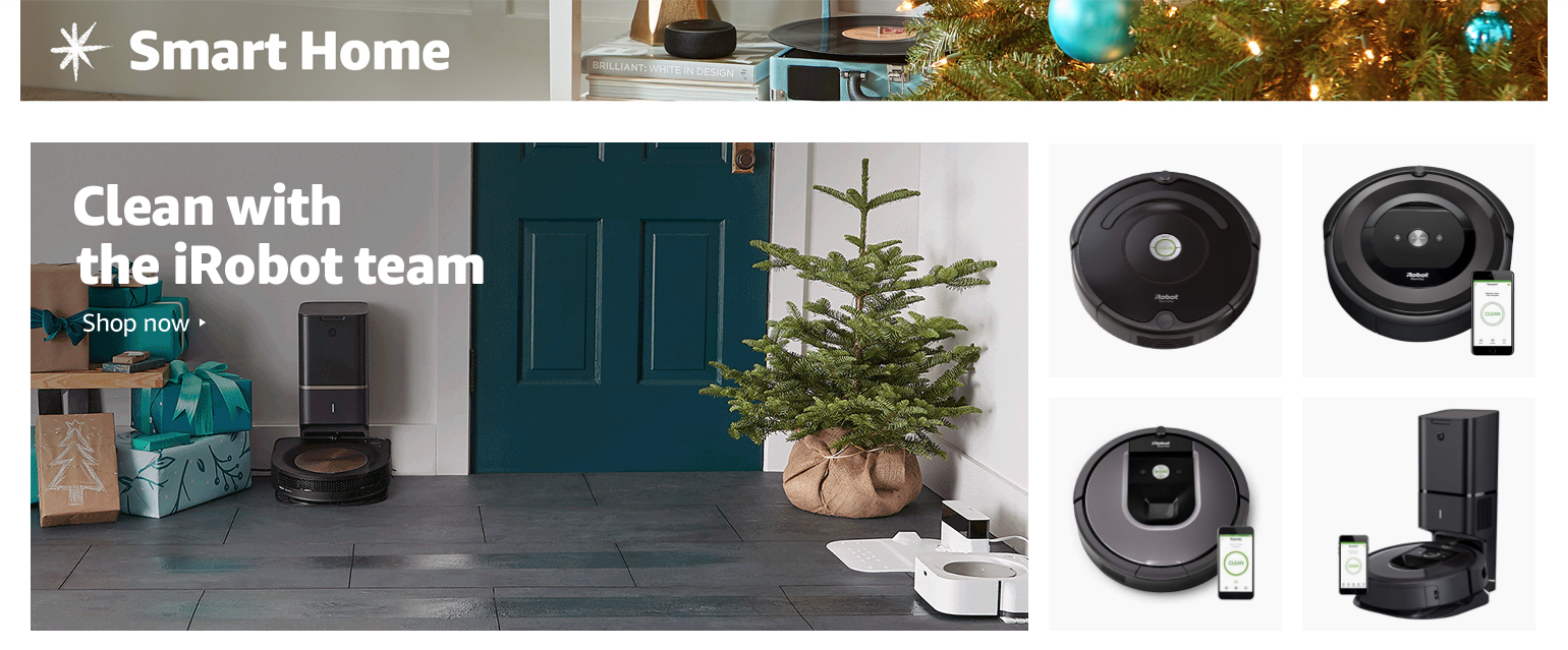 Amazon Home Holiday Guide Smart Home