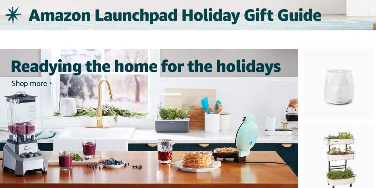 Amazon Launchpad Gift Guide