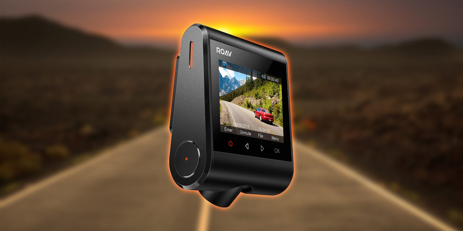 Prove what happened using Anker's Roav C1 Dash Cam: $49 (Save 33%)