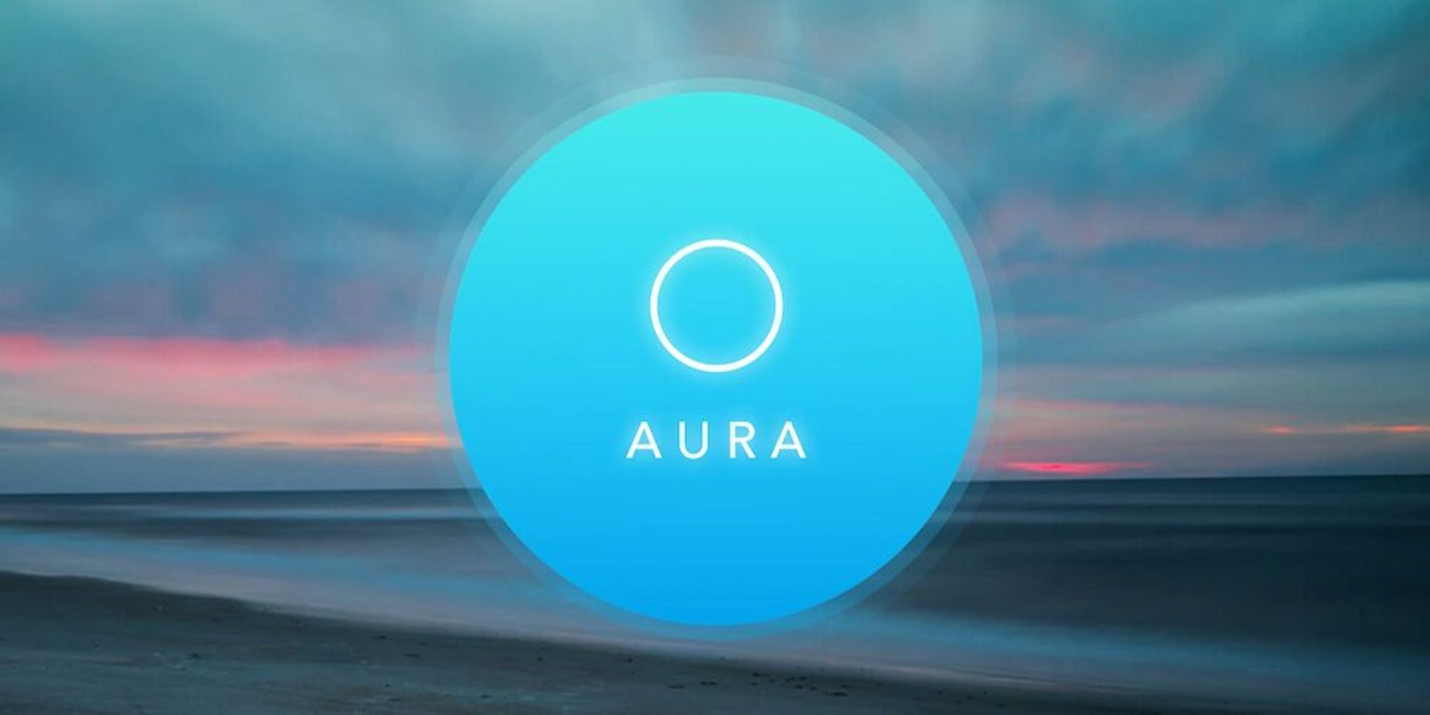 Enjoy guided meditation with the highly-rated app Aura, starting at $34 (Orig. $95)