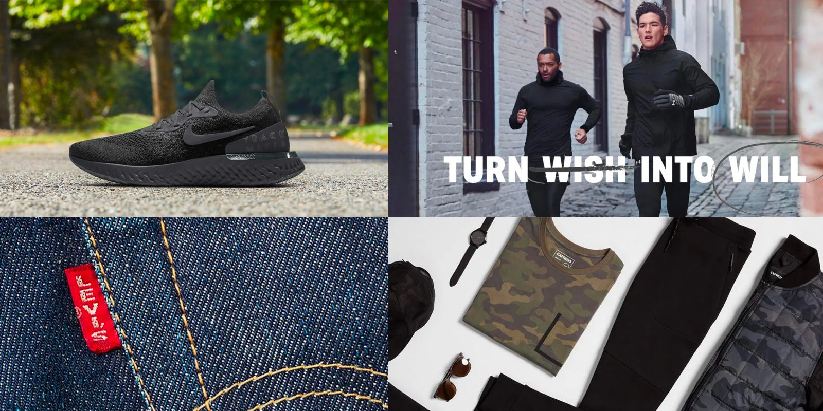 Best Singles Day Fashion Deals: Nike, Levi's, Nordstrom Rack, Under Armour, more