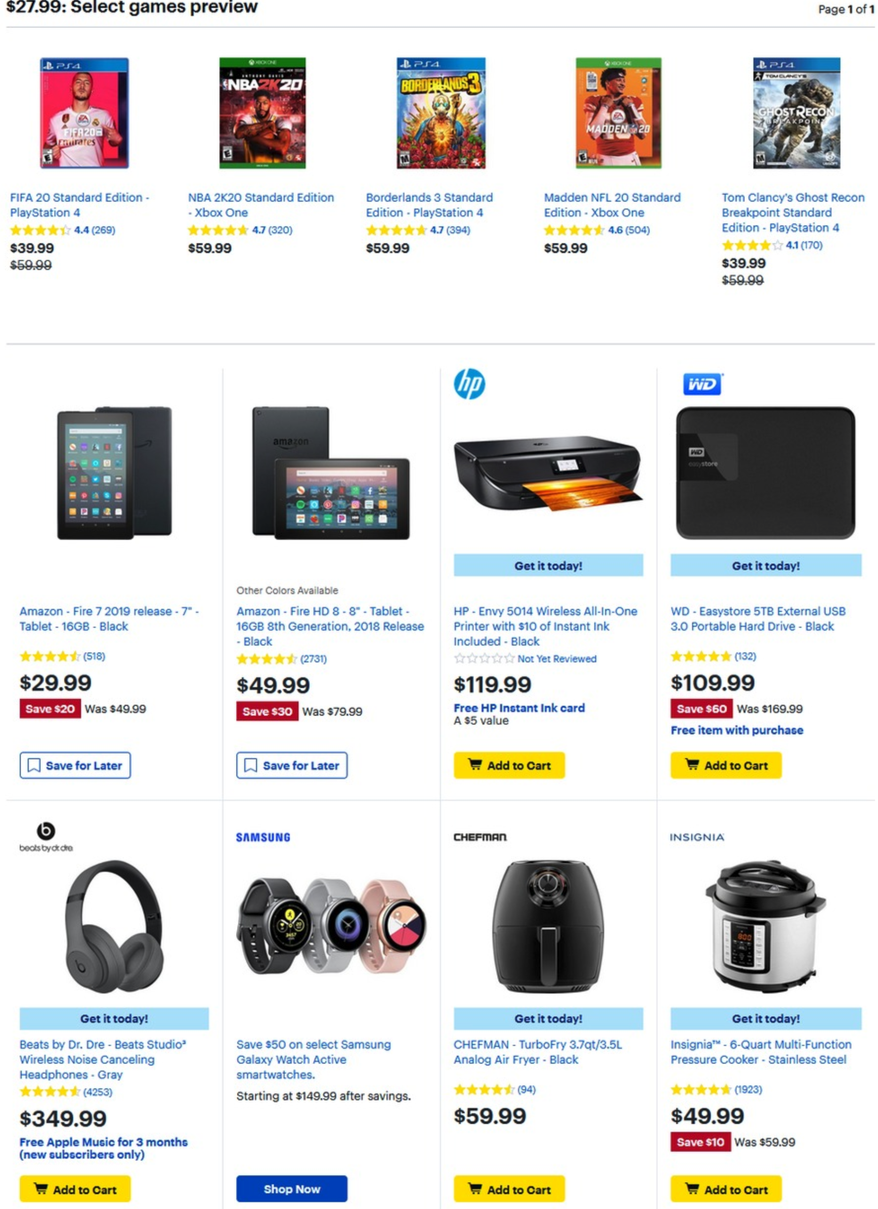 Best Buy Black Friday Ad Preview Is Now Live 9to5toys