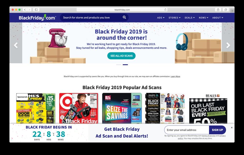 Best Deal Websites >> Best Black Friday 2019 Websites How To Find The Best Deals