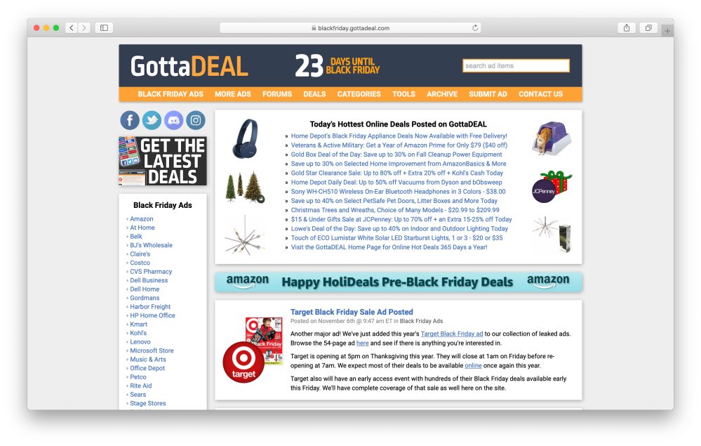 Best Black Friday 2019 Websites How To Find The Best Deals 9to5google
