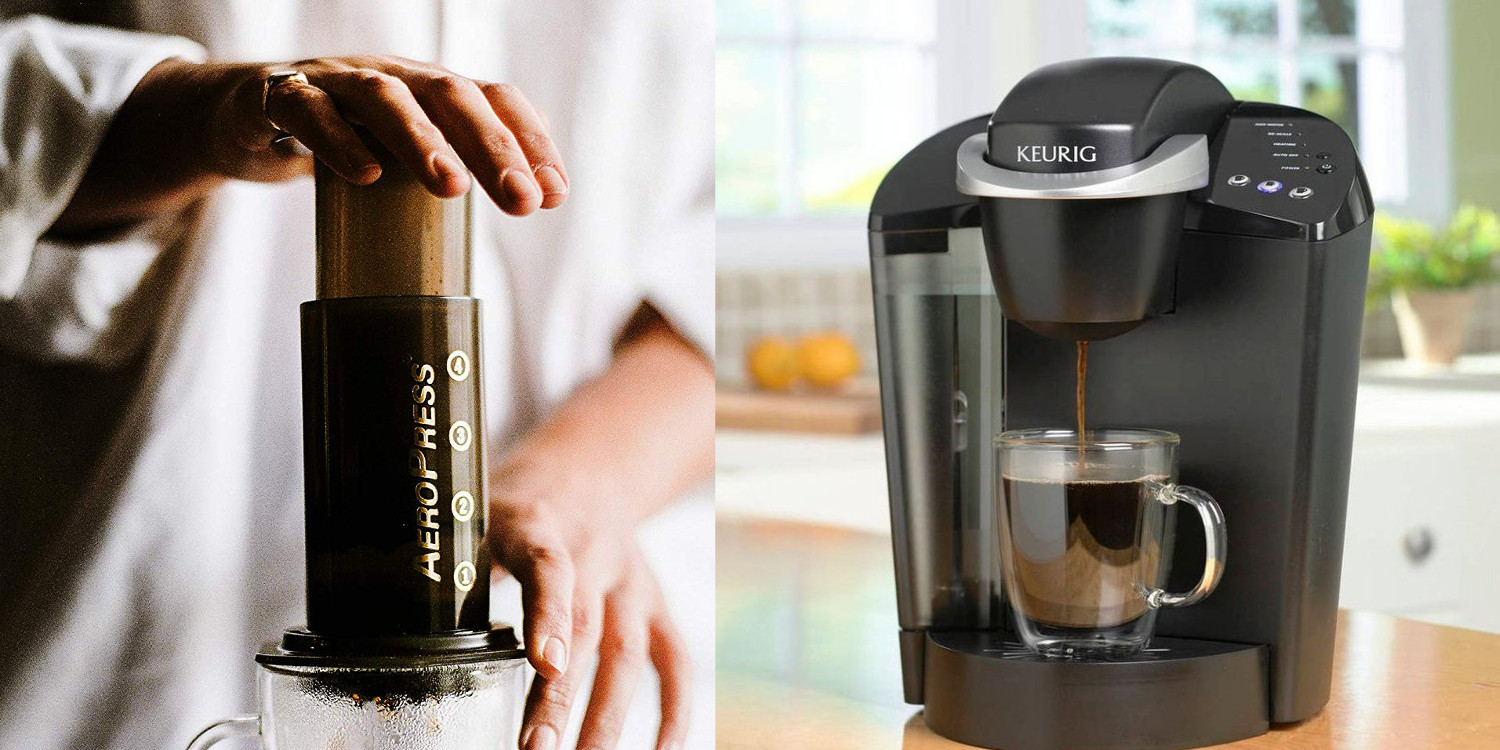 Early Black Friday coffee maker deals from $22.50 ...