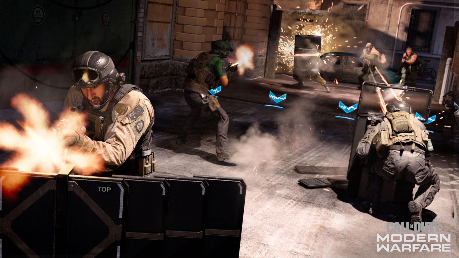 Call of Duty Modern Warfare Hardpoint