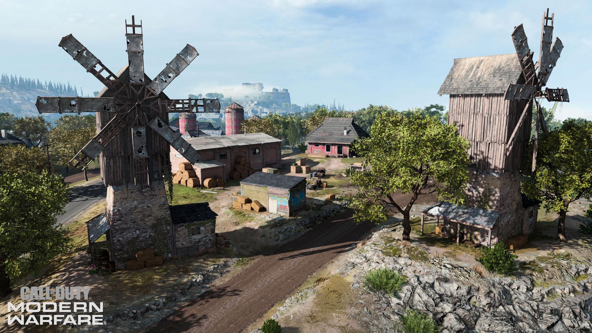 Call of Duty Modern Warfare Krovnik Farmland