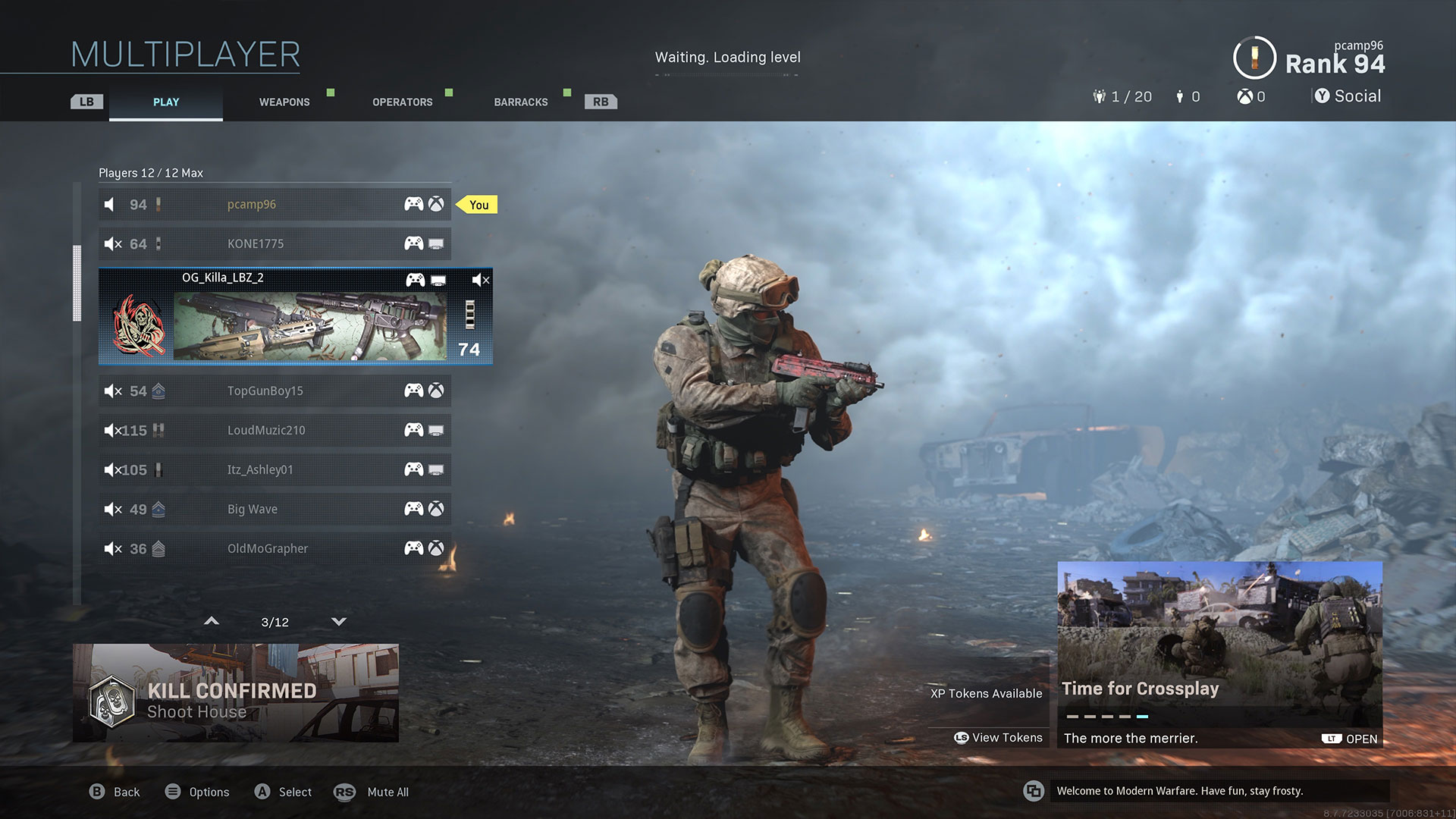 Call of Duty Modern Warfare Review Multiplayer