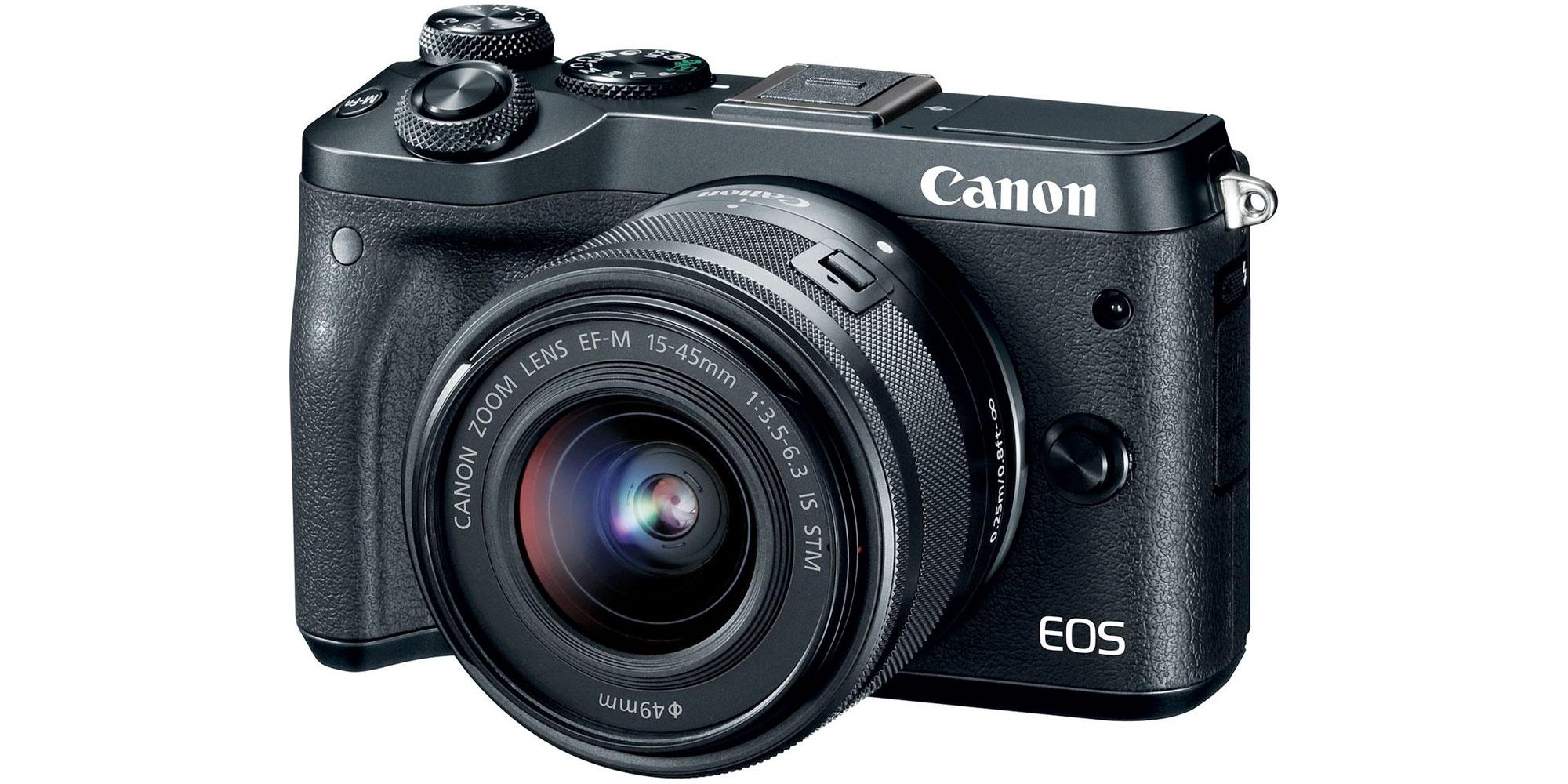 eos m6 canon capture