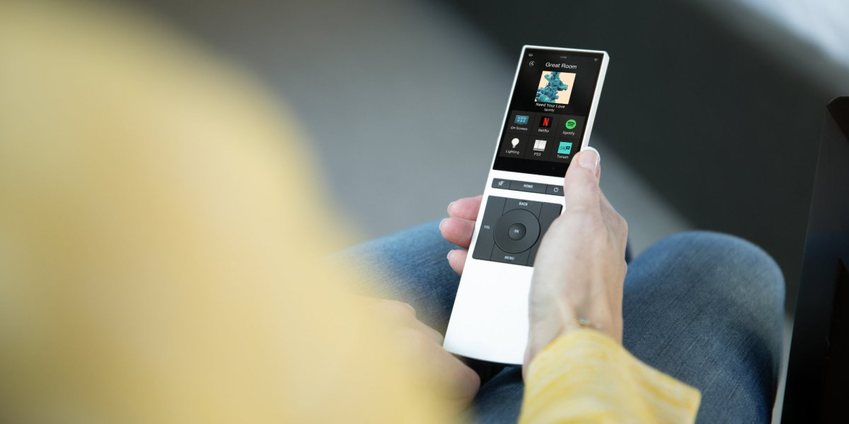 Smart Home Remote