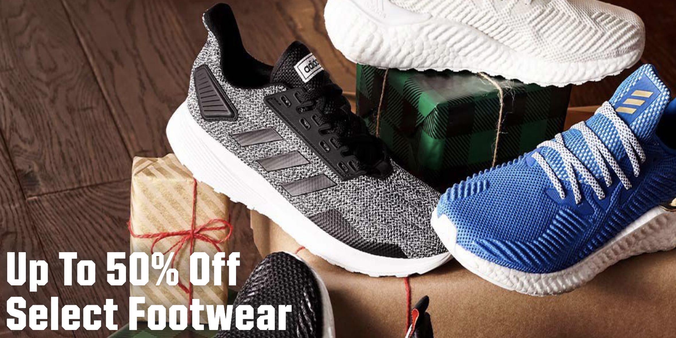 Dick's Sporting Goods Holiday Deals takes up to 50% off