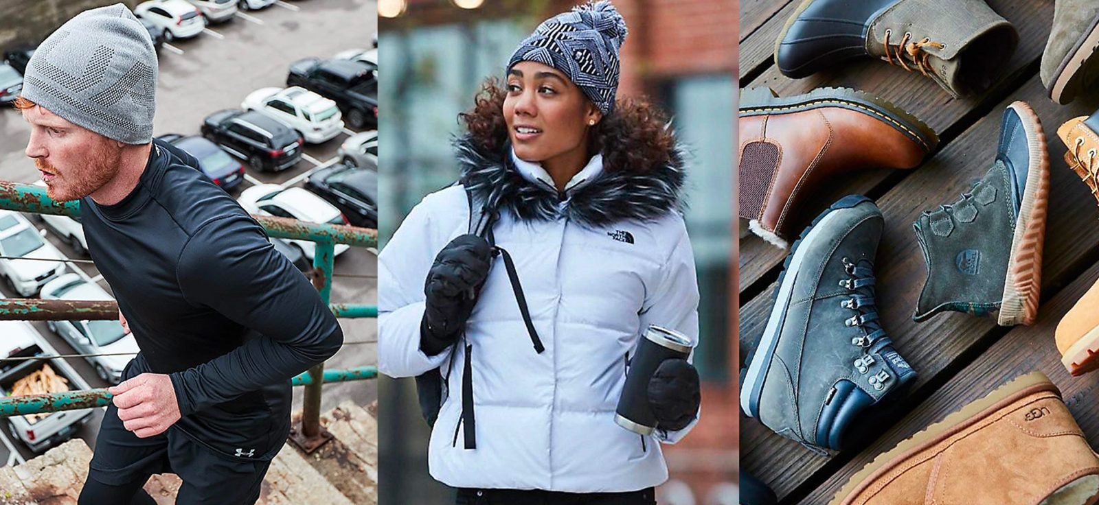 Backcountry's updating your outerwear with up to 60% off The North Face, more