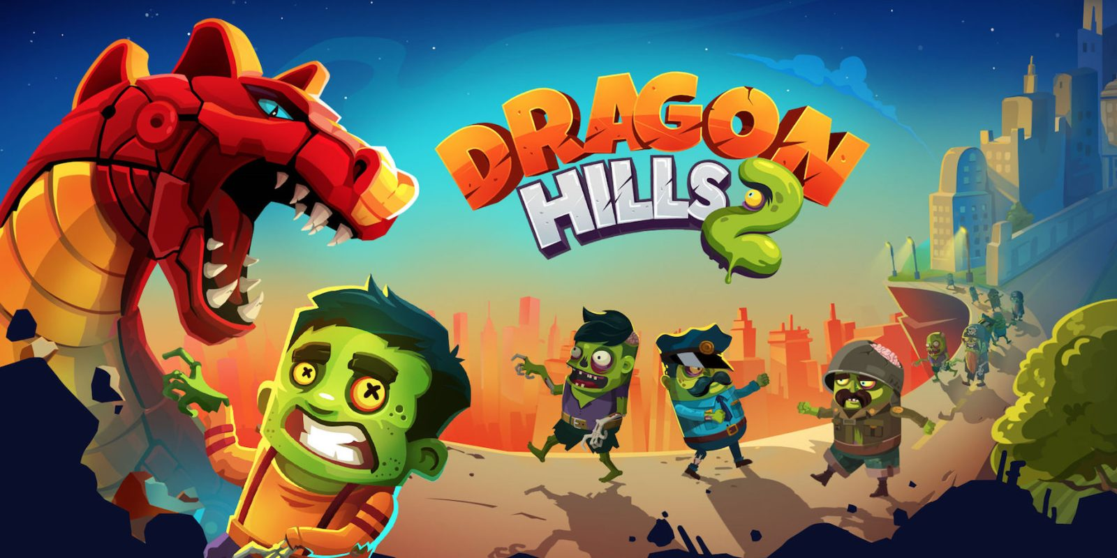 Destroy everything and save humanity, Dragon Hills 2 hits all-time low at $1