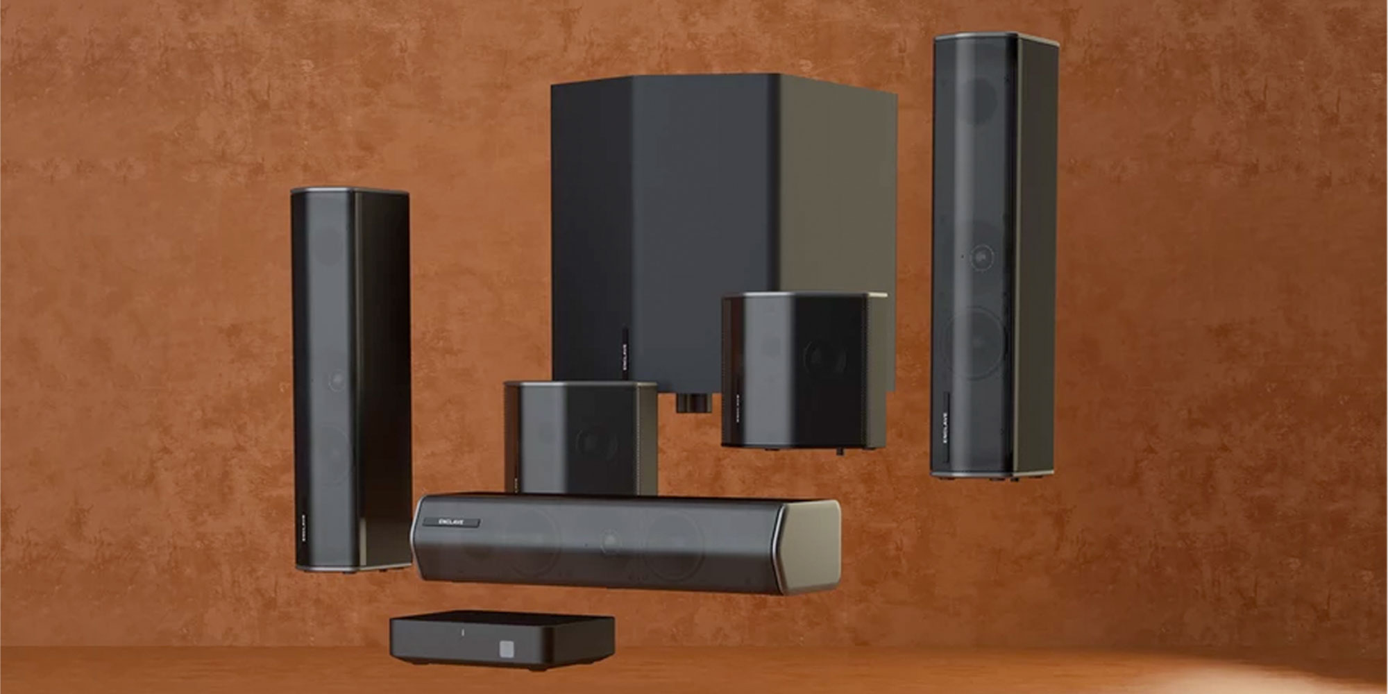 Enclave WiSA CineHome II Speakers