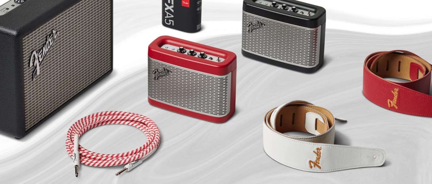 Fender Black Friday 2019 - accessories and more